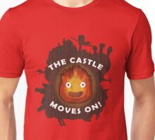 The Castle moves on! Unisex T-Shirt