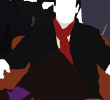 Consulting Detectives - Sherlock/Elementary Sticker