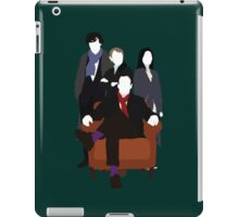 Consulting Detectives - Sherlock/Elementary iPad Case/Skin