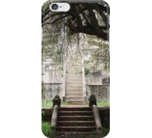 Stairs to Paradise iPhone Case/Skin