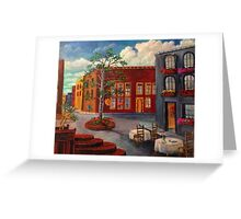 Mexico Early Morning Greeting Card