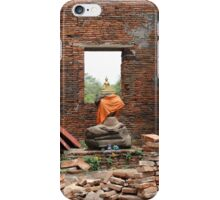 Rubble Buddha iPhone Case/Skin