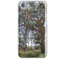 Out in the Bush iPhone Case/Skin