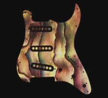Amazing Guitar Pickguard decoration Clothing & Stickers  by goodmusic