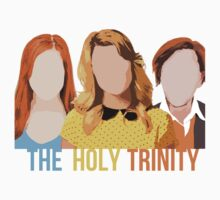 The Holy Trinity Appreciation vector by slitheenplanet
