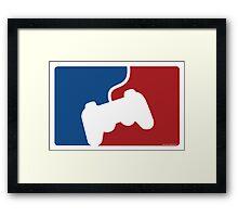Pro Gamer Poster Framed Print