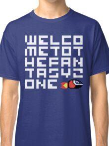 WELCO METOT HEFAN TASYZ ONE Classic T-Shirt