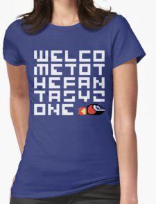 WELCO METOT HEFAN TASYZ ONE Womens Fitted T-Shirt