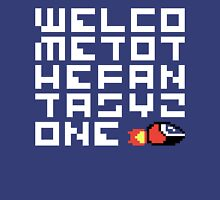 WELCO METOT HEFAN TASYZ ONE Unisex T-Shirt