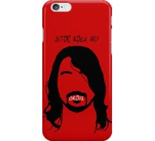 Stop, Drop, and Roll iPhone Case/Skin