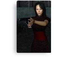 Lethal Assassin Canvas Print