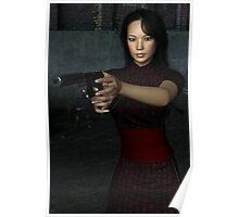 Lethal Assassin Poster