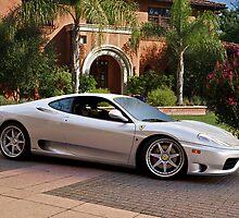 F430 Ferrari Stradale by DaveKoontz
