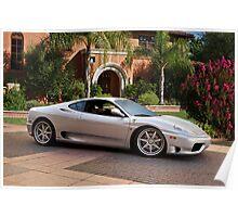 F430 Ferrari Stradale Poster