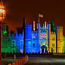 Hampton Court Palace at Christmas - HDR by Colin J Williams Photography