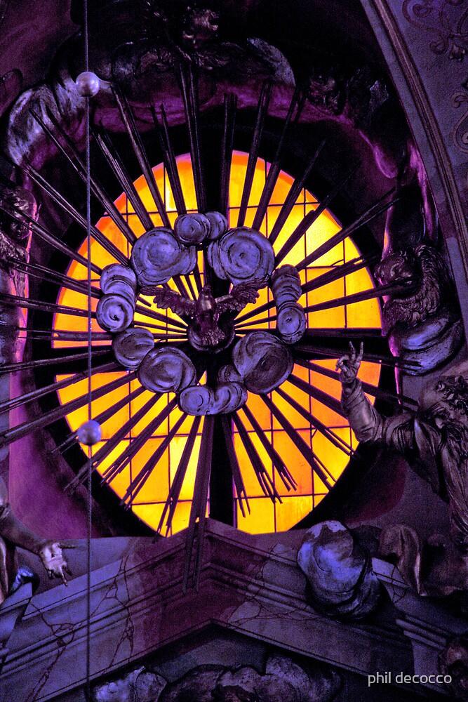 Altar Glow by phil decocco