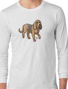 Bloodhound Long Sleeve T-Shirt