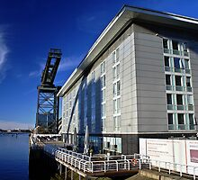 Minto Hotel at the River Clyde, City Centre by Escocia Photography