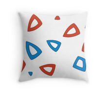 Togepi pattern Throw Pillow