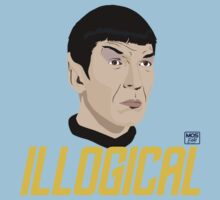 Spock by Mos Graphix