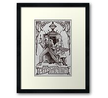 The Physician Unknown Framed Print