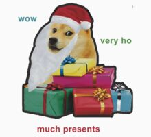 Doge Meme Many Presents by Krull