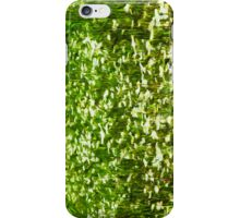 Field of Oxeye Daisies Abstract Impressionism iPhone Case/Skin