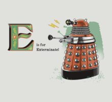 The Alphadalek by wytrab8