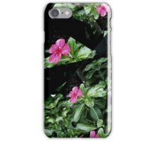 Fragmented Flower iPhone Case/Skin