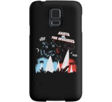Earth vs. The Invaders Samsung Galaxy Case/Skin