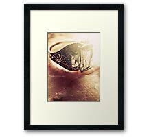 JIMMY WALLPOOL #101 Framed Print