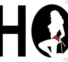 Sexy Christmas - ho ho ho Sticker