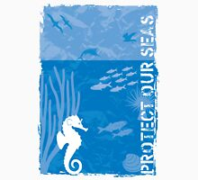 Protect our seas Unisex T-Shirt