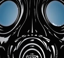 GAS_MASK_PROTECTION Sticker