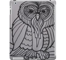 Nocturne Owl iPad Case/Skin