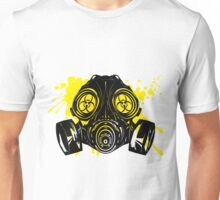 GAS_MASK_PROTECTION Unisex T-Shirt