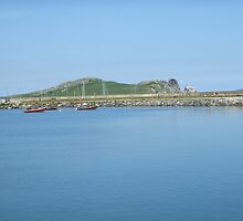 Howth Head, Dublin, Ireland by Maire Morrissey-Cummins