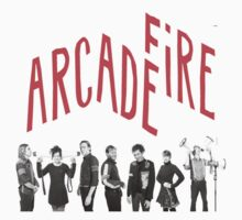 Arcade Fire by RockBoss