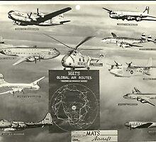 MATS Aircraft USAF by John Schneider