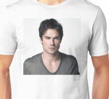 Ian Somerhalder Damon Salvatore The Vampire Diaries Unisex T-Shirt
