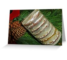 Gingerbread for the Holidays/Lebkuchen  Greeting Card
