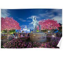 Disneyland, California Poster
