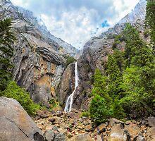 Yosemite Falls by Jerome Obille