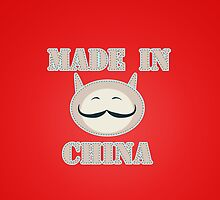 Made in China Cat 2 by crouchingpixel