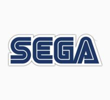 Sega logo  by Stuntmandesign