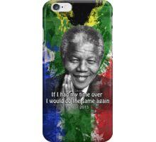 Nelson Mandela R.I.P. iPhone Case/Skin