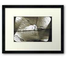 Coast of Maine Framed Print