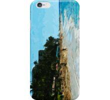 Northwest Maui Beach Abstract Impressionism iPhone Case/Skin