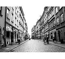 Timeless Cobblestone Photographic Print