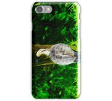 Hawaiian Nene Abstract Impressionism iPhone Case/Skin